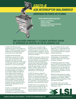 Folleto - Load Systems International