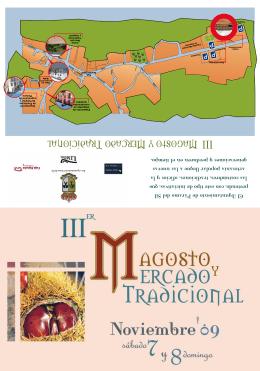 III Magosto y Mercado Tradicional