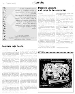 pagina 24. - La gaceta de la Universidad de Guadalajara