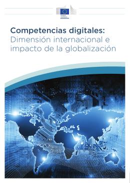 Competencias digitales: Dimensión internacional e