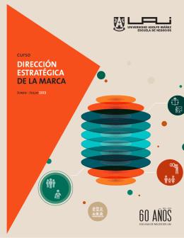 curso DIRECCIÓN ESTRATÉGICA DE LA MARCA