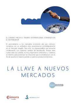 la llave a nuevos mercados - Cámara de Comercio de Castellón