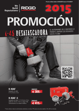 99. - Saneamientos San Ignacio