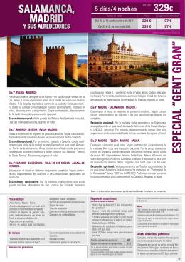 Pag. 11 - Salamanca, Madrid y sus alrededores