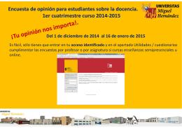 Folleto encuestas 2014-2015