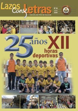 46. Junio 2009 - Escuelas Pías de Aluche / Escolapios Aluche