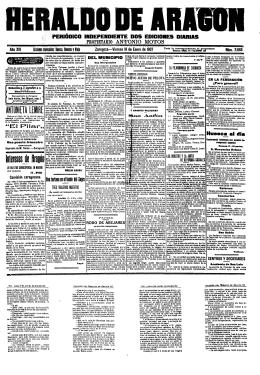 18 de Enero de 1907