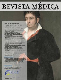 Clínica Las Condes / vol. 24 n0 1 / enero 2013