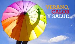 VERANO, CALOR Y SALUD