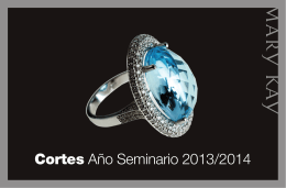 Cortes Año Seminario 2013/2014