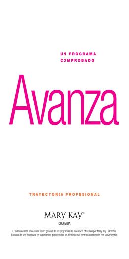 Avanza Con Mary Kay