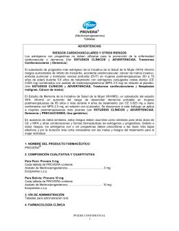 Folleto de Información al Profesional - Autorizado en Perú
