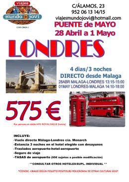 LONDRES-puente mayo