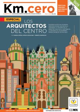 arquitecto - Guía del Centro Histórico de la Ciudad de México
