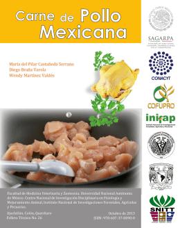 Carne de Pollo Mexicana