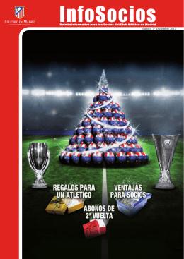 InfoSocios - Atlético de Madrid