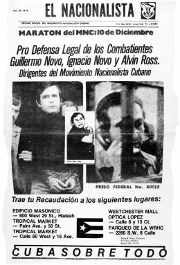 Diciembre 1978 - Latin American Studies