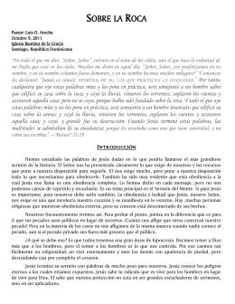 Sermones PDF - 2010 - Iglesia Bautista de la Gracia