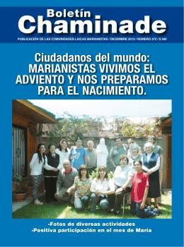 Ciudadanos del mundo: MARIANISTAS VIVIMOS EL ADVIENTO Y