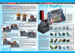 TopFix - MTS - CAD Software / CAM Software / CNC Software