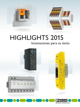 HIGHLIGHTS 2015 en español