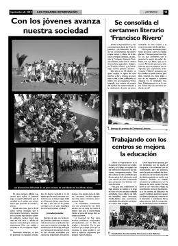 El periódico de Los Molares
