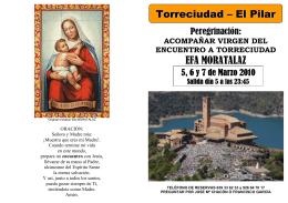 EFA MORATALAZ Torreciudad – El Pilar