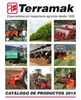 catálogo - Terramak