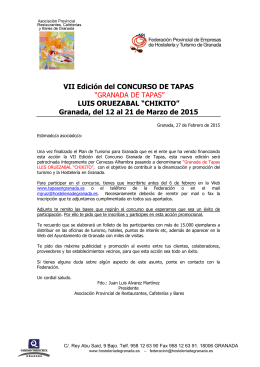comunicado asociados - Federación Provincial de Empresas de