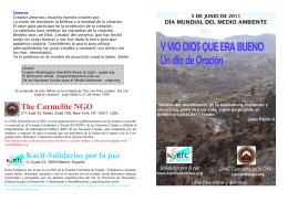 The Carmelite NGO Karit