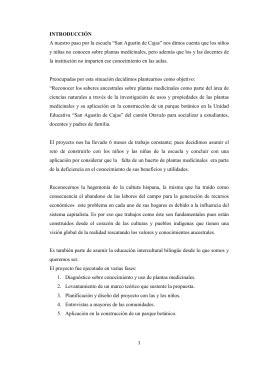 San Agustín de Cajas - Universidad Politécnica Salesiana
