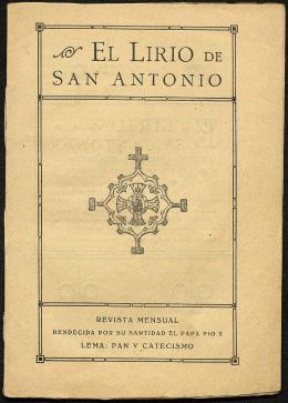 JéY EL LIRIO DE SAN -ANTONIO - Fons Sol