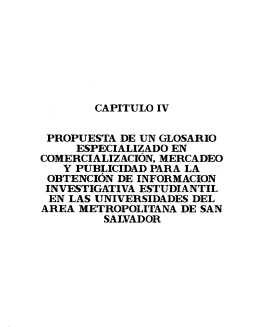 Ref 658.803-B224d-CAPITULO IV