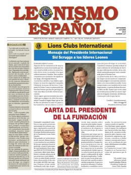 Leonismo Español - Clubes de Leones de España