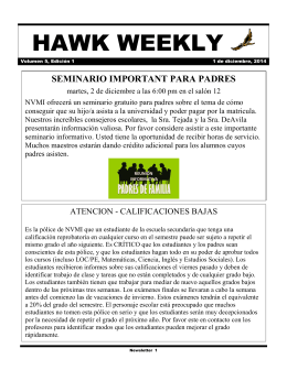 HAWK WEEKLY - novamil.org