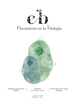 aquí - Encuentros en la Biología