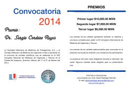 FOLLETO PREMIO copia 2 - Sociedad Mexicana de Medicina de