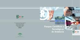 Folleto Parques Científico Tecnológicos