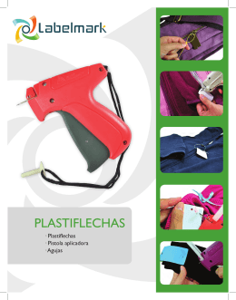 PLASTIFLECHAS