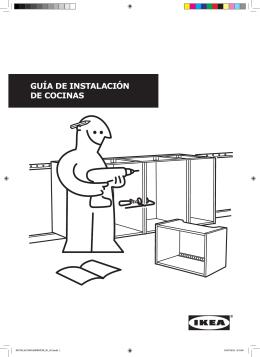 GUÍA DE INSTALACIÓN DE COCINAS