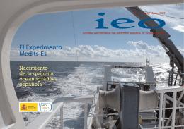 revista IEO - 7 - Instituto Español de Oceanografía