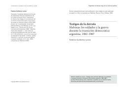 LORENZ_3 OK.qxd - Historizar el pasado vivo en América Latina