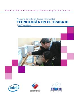 TECNOLOGÍA EN EL TRABAJO