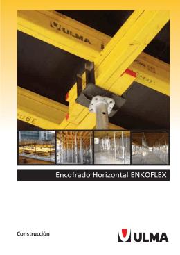 Encofrado Horizontal ENKOFLEX