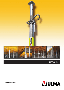Puntal EP - Industrial Conconcreto