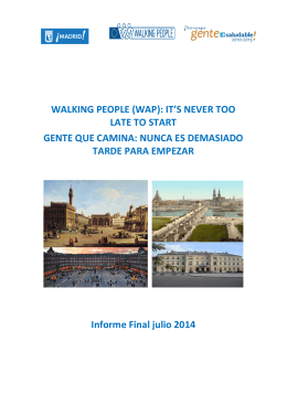 Informe final - Madrid Salud