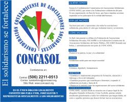 folleto presentacion concasol
