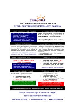 FOLLETO per Córdoba enero 2013