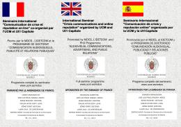 Descargar folleto - Universidad Complutense de Madrid