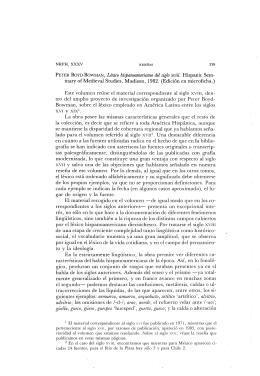339 PETER BOYD-BOWMAN, Léxico hispanoamericano del siglo
